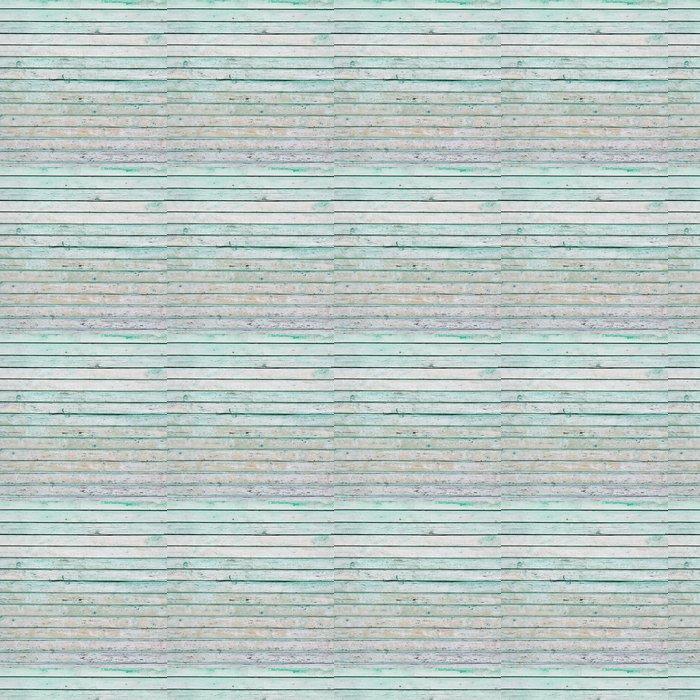 Vinylová Tapeta Zelená dřevo textury s přírodními vzory pozadí - Struktury