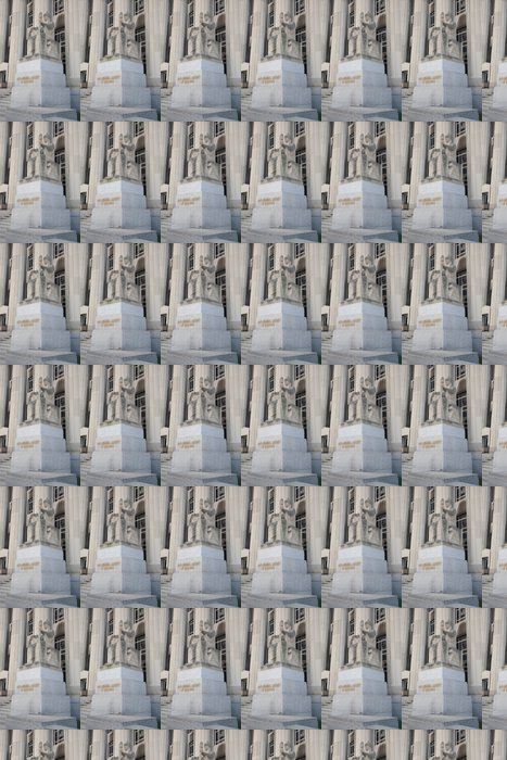 Vinylová Tapeta St. Louis socha - Mel Carnahan Courthouse - Amerika