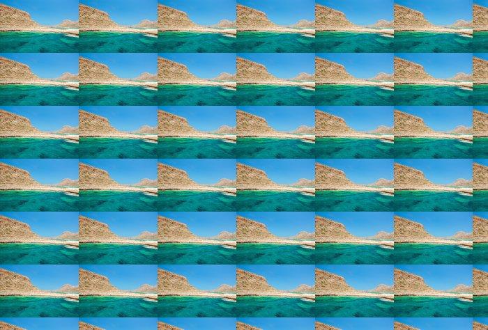 Vinylová Tapeta Balos beach. Kréta v Řecku - Evropa