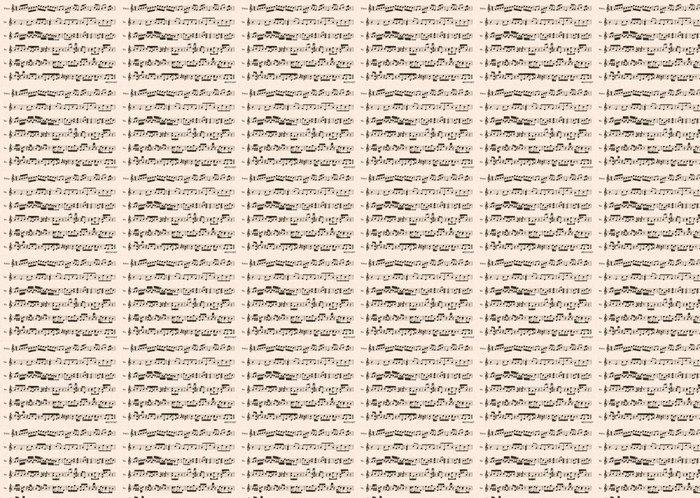 Papier Peint à Motifs Vinyle Musique -