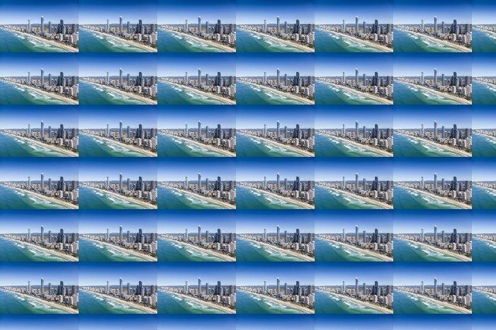 Vinylová Tapeta Gold Coast, Queensland, Austrálie - Město