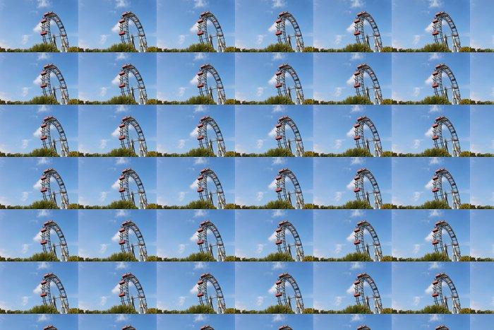 Vinylová Tapeta Rakousko, Vídeň, Ferris Wheel -
