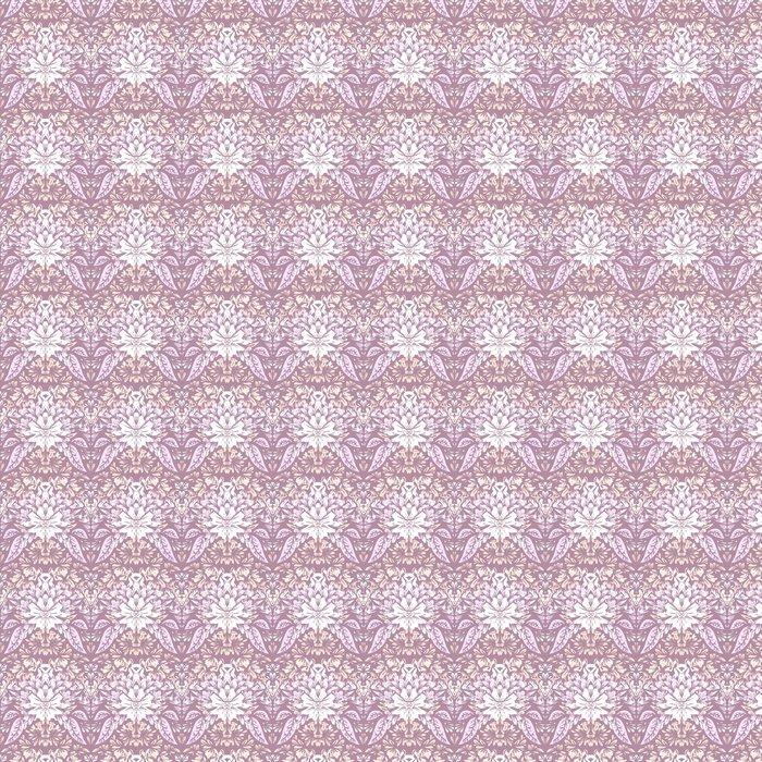 Papier Peint à Motifs Vinyle Seamless avec des motifs floraux élégants légers. - Ressources graphiques