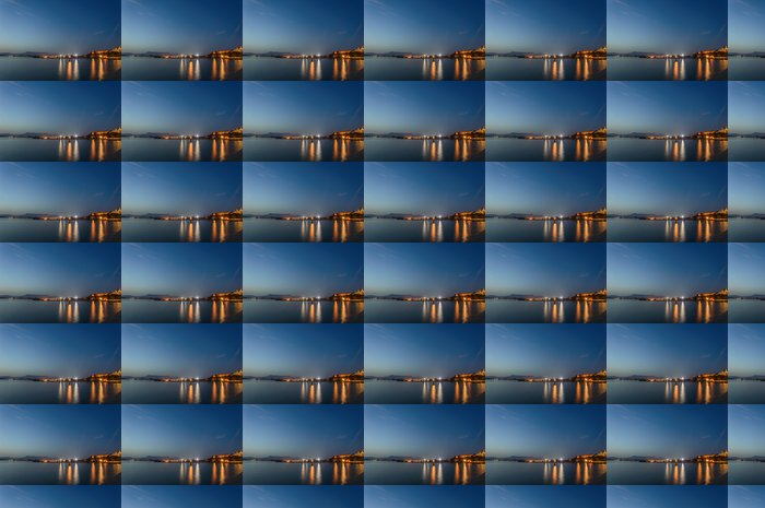 Vinylová Tapeta Sea sunset - Nebe