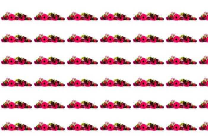 Vinylová Tapeta Garland květin - Květiny