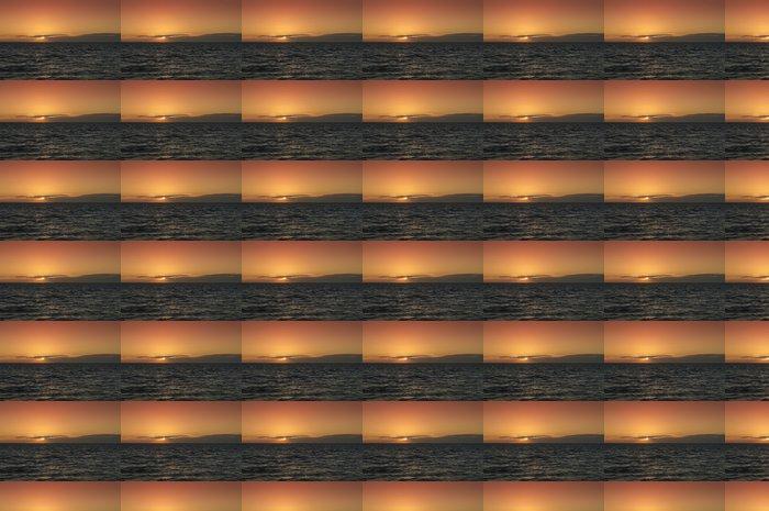 Vinylová Tapeta Sunset Beach Clearwater - Voda