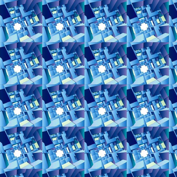 Vinylová Tapeta 3d vektor architektura graffiti ii - Jiné pocity