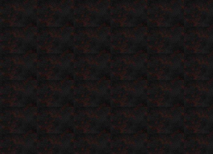 Vinylová Tapeta Noční obloha pokryta mnoha jasných hvězd - Meziplanetární prostor