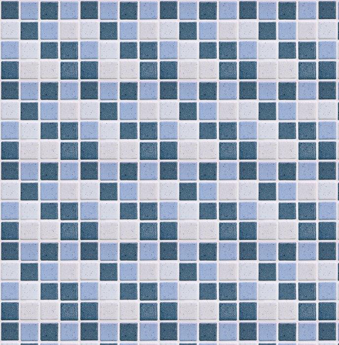 Vinylová Tapeta Mosaico - Surové materiály