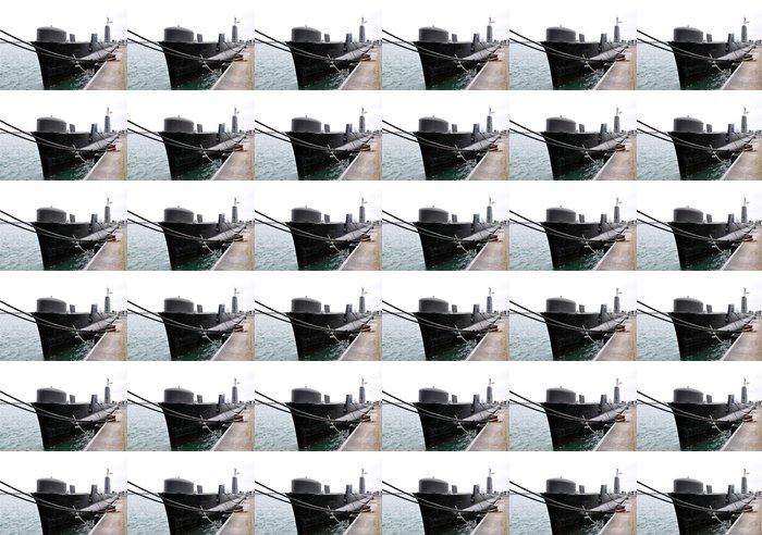 Vinylová Tapeta Ponorka - Lodě