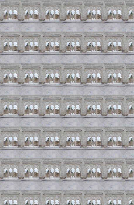Vinylová Tapeta Podrobnosti o Medina Azahara - Veřejné budovy