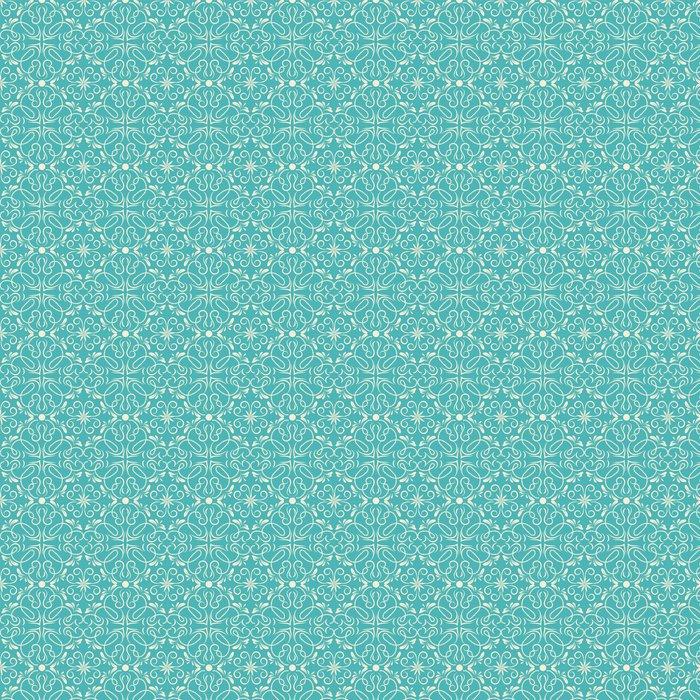 Vinylová Tapeta Vektor Seamless floral pattern - Slavnosti