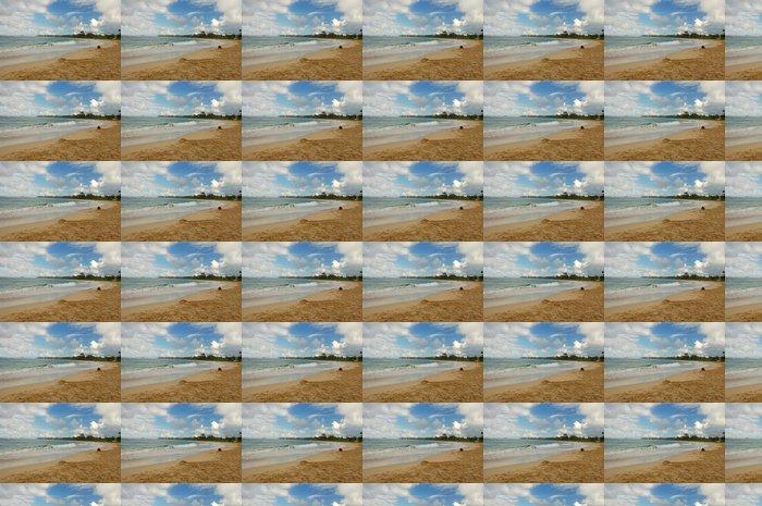 Vinylová Tapeta Laie Beach Honolulu Hawaii - Amerika