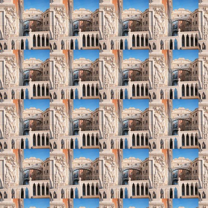 Vinylová Tapeta Most vzdechů v Benátkách - Evropská města