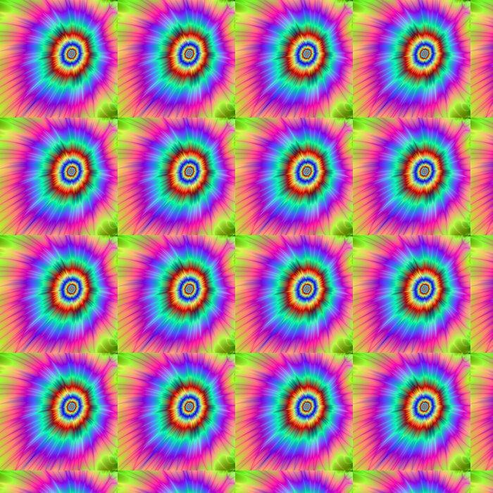 Vinylová Tapeta Batikovaná Color Explosion -