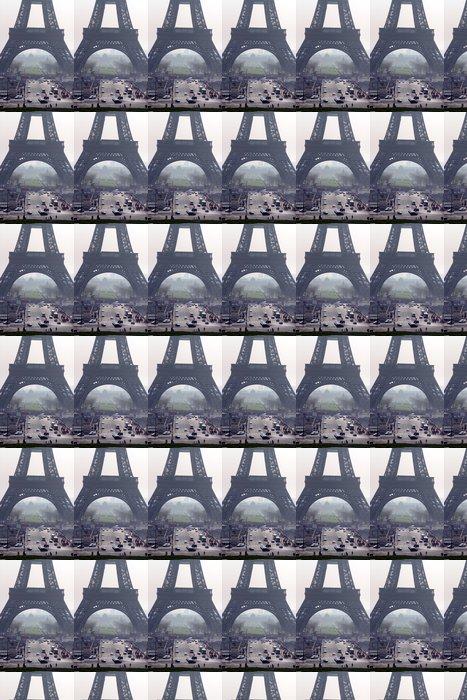 Vinylová Tapeta Eiffelova věž - Infrastruktura
