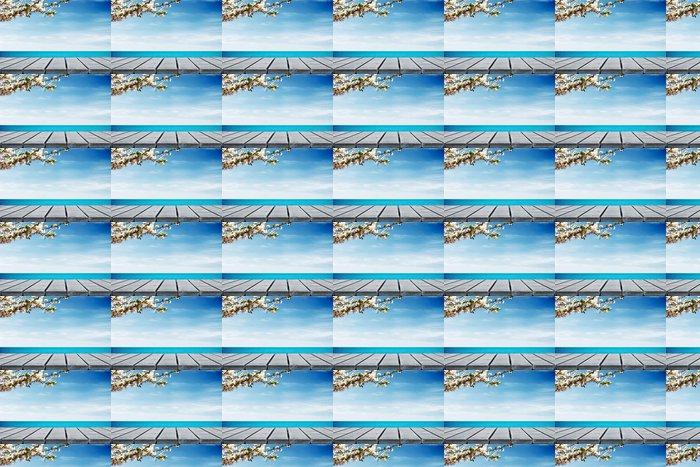 Vinylová Tapeta Piknik u vody - Oceánie