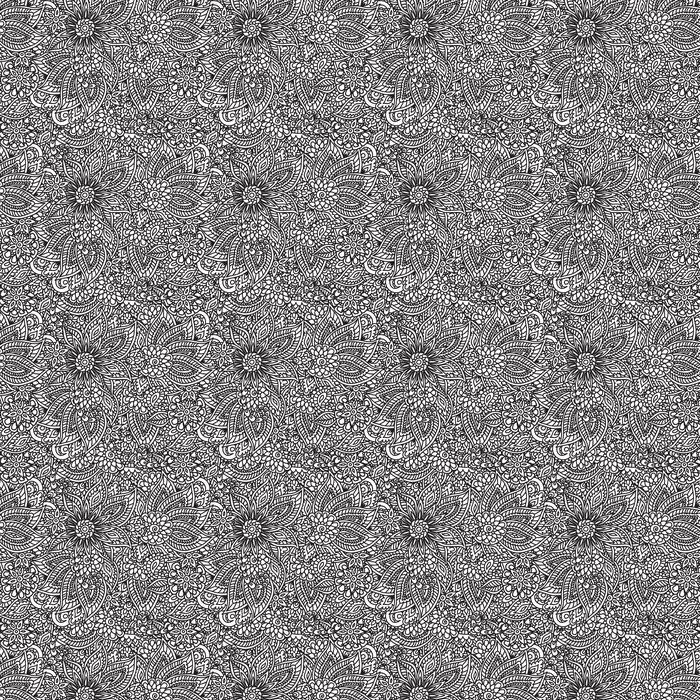 Vinylová Tapeta Květinový vzor bezešvé - Ekologie