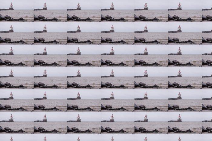 Vinylová Tapeta Lighthouse Point Wisconsin - Infrastruktura
