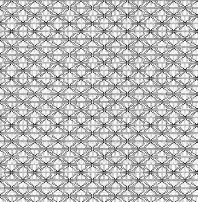 Vinylová Tapeta Bezešvé vzor s luky. Polka dot pozadí - Pozadí
