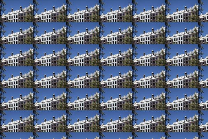 Vinylová Tapeta Toits des immeubles, Amsterdam - Evropská města