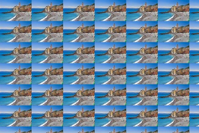 Vinylová Tapeta Krásná Ligurské pobřeží Itálie Camogli - Evropa