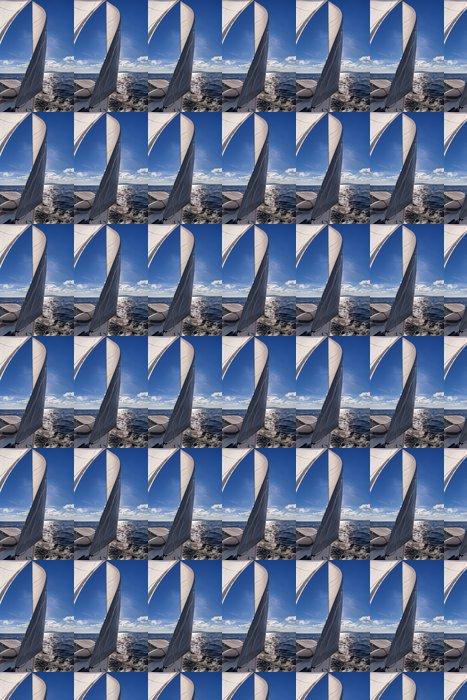 Vinylová Tapeta Plachetnice na moři - Témata