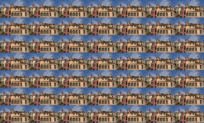 Vinylová Tapeta Budovy podél kanálu, Benátky, Itálie - Evropská města