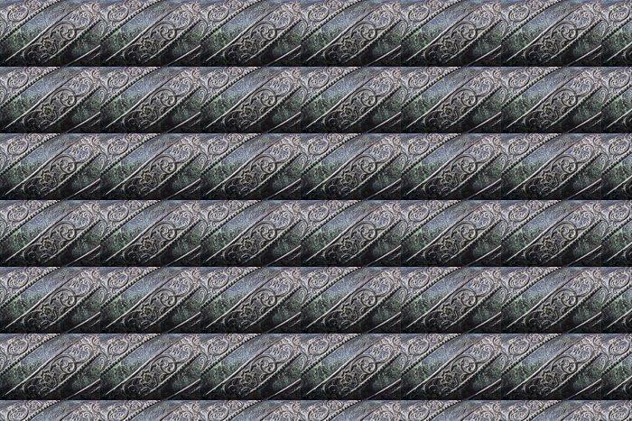 Vinylová Tapeta Razítkování - Struktury