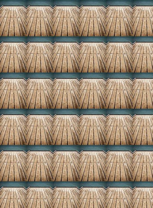 Vinylová Tapeta Wood and Water - Prázdniny