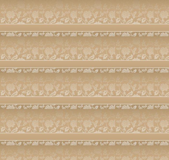 Vinylová Tapeta Design svatební šablony, paisley květinovým vzorem, Indie - Slavnosti