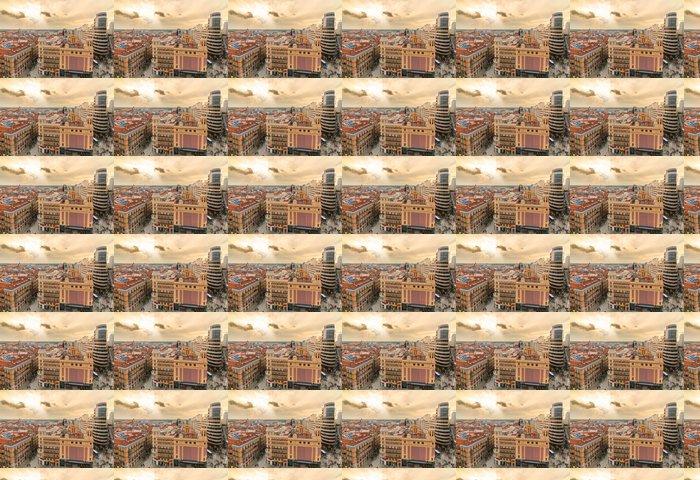 Vinylová Tapeta Hl.m. - Španělsko - Evropská města