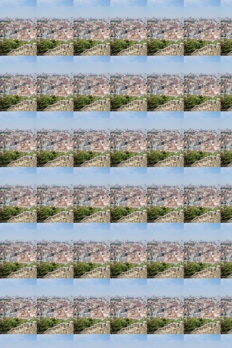 Vinylová Tapeta Pohled na Lisabon - Evropská města