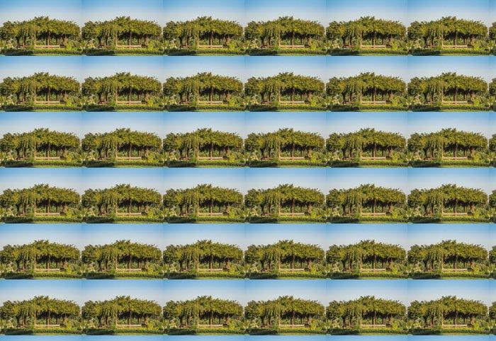 Vinylová Tapeta Odpočívající Park - Těžký průmysl