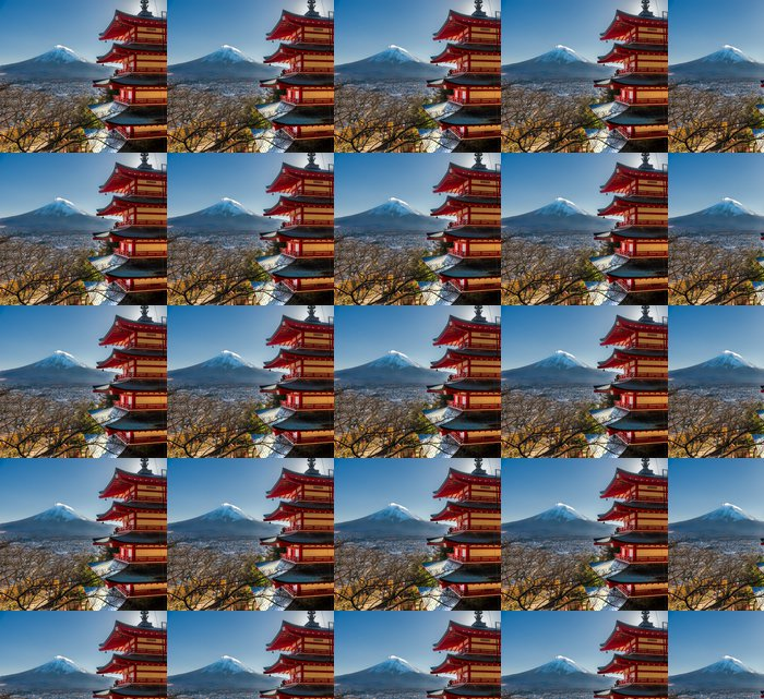 Vinylová Tapeta Mount Fuji, Japonsko - Témata
