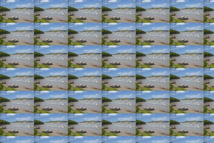 Vinylová Tapeta Conwy River - Evropa