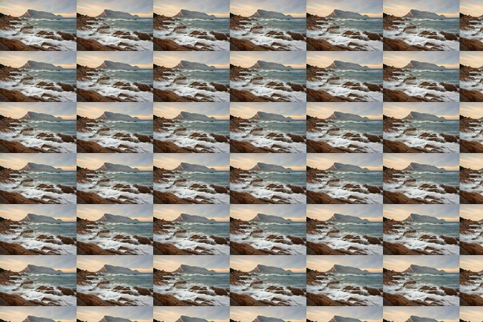 Vinylová Tapeta Tavolara v Sardinii v Itálii. - Ostrovy