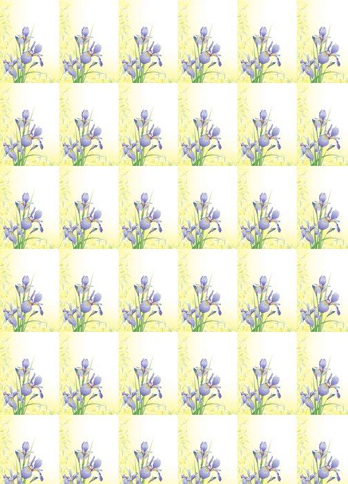 Vinylová Tapeta Obraz květiny - Květiny