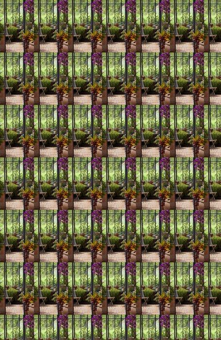Vinylová Tapeta Veranda, zahrada, nemovitostí a relaxační Zen - Soukromé budovy