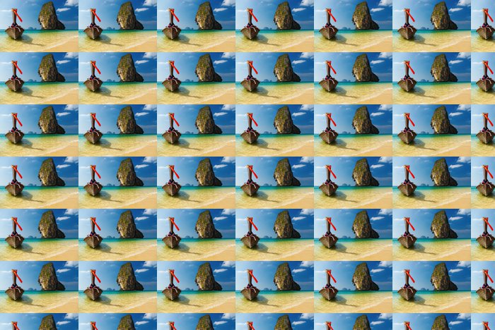 Vinylová Tapeta Tropické pláže, Andamanské moře, Thajsko - Prázdniny