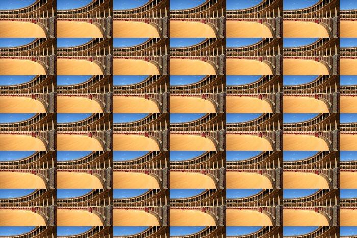 Vinylová Tapeta Býčí zápasy aréna ve městě Ronda - Veřejné budovy