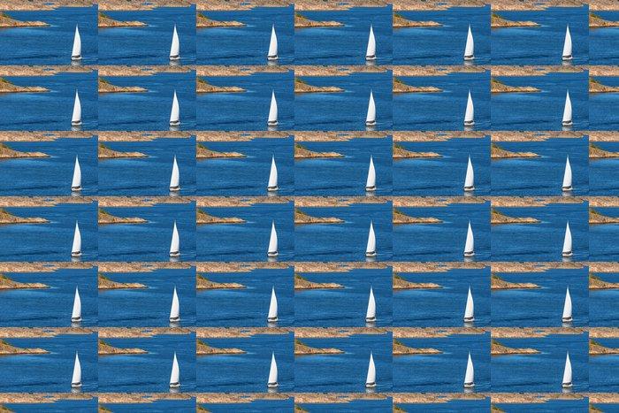 Vinylová Tapeta Plachetnice na moři - Voda