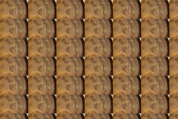 Vinylová Tapeta African tkané umění - Témata