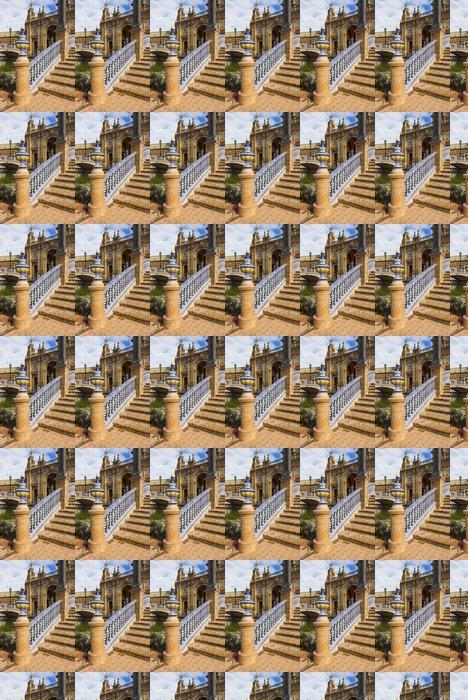 "Vinylová Tapeta Ceramic ""Plaza de España"" - Evropská města"