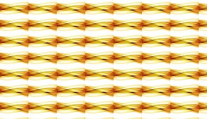 Vinylová Tapeta Abstrakce barevných křivek - Abstraktní