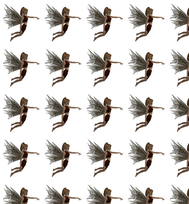 Vinylová Tapeta Lesní víla - Imaginární zvířata
