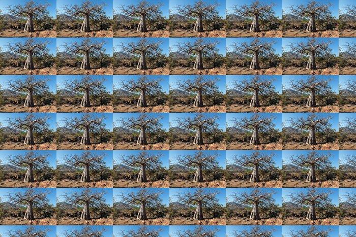 Vinylová Tapeta Baobab na Epupa pády - Témata