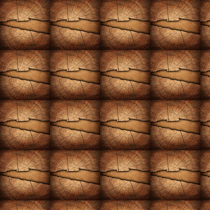 Vinylová Tapeta Popraskané dřevo pozadí - Témata