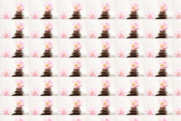 Vinylová Tapeta Přírodní prvky - Květiny