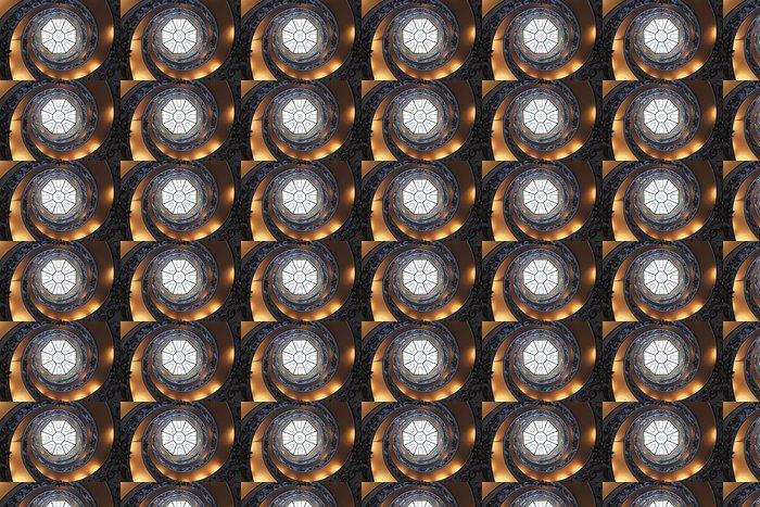 Vinylová Tapeta Dvojšroubovice schodiště - Soukromé budovy